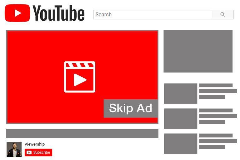 video reklam türü