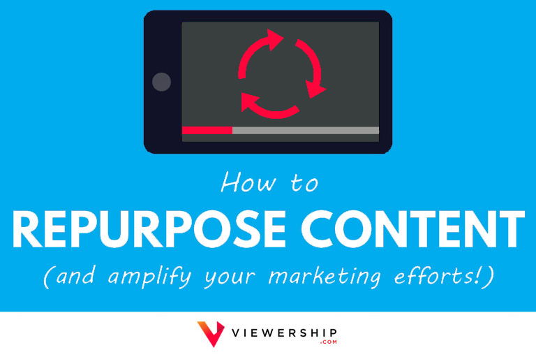 Repurposing Content – how to repurpose content in 21 ways