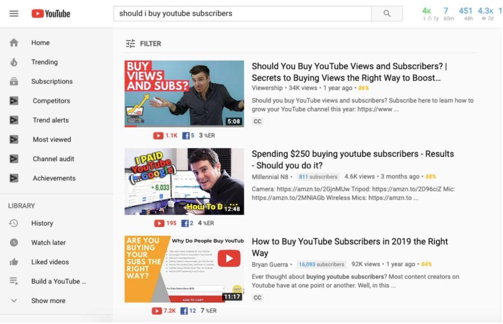 youtube marketing consultant